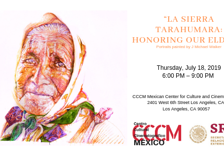 """La Sierra Tarahumara: Honoring Our Elders"""