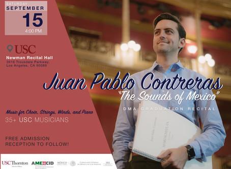 Juan Pablo Contreras The Sounds of Mexico