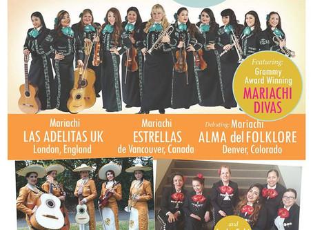5th Annual Mariachi Femenil Festival in LA
