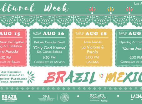 Mexico-Brazil Cultural Exchange