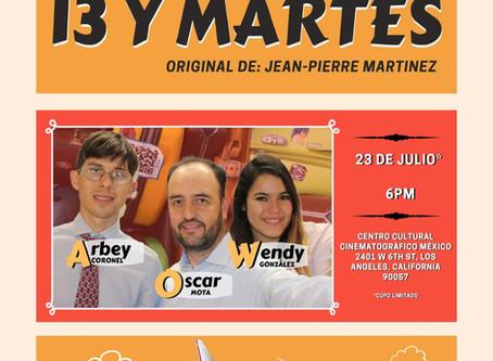 13 Y MAS                                 Original de: JEAN-PIERRE MARTINEZ