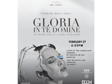 Gloria In Te Domine