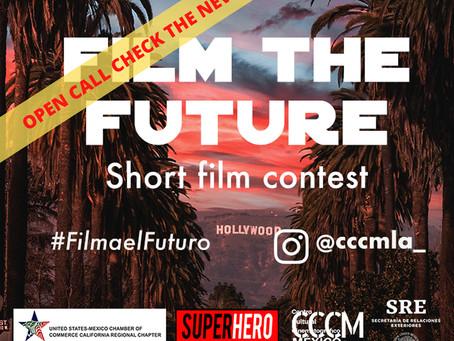 Short Film Contest:Film The Future