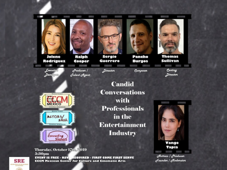 Connecting Slashers - Candid Conversations with Professionals in the Entertainment Industry