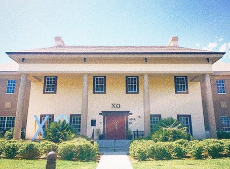 5 Things You Should Know About Living in A Sorority House