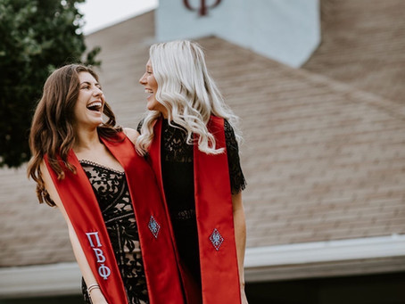 Our 2020 Seniors Reminisce on Why They Went Greek