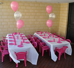Kids Trestle tables and chairs bouncy castle for adults cheap perth bouncy castle hire Swan Valley Castle Hire Ellenbrook bouncy castles