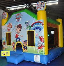 Paw Patrol bouncy castle hire perth cheap bouncy castle hire perth Ellenbrook bouncy castles