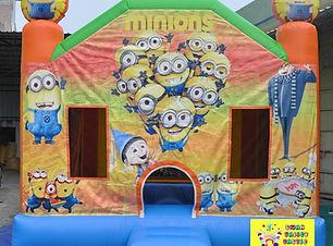 Minions bouncy castle hire perth cheap bouncy castle hire perth Ellenbrook bouncy castles