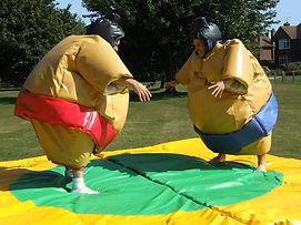 Sumo Suits bouncy castle  perth cheap bouncy castle hire Swan Valley Castle Hire Ellenbrook bouncy castles