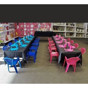 Kids Trestle table and chair hire perth cheap bouncy castle hire Ellenbrook Swan Valley Castle Hire Perth
