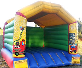 Teen/Adult Fire Engine  bouncy castle for adults cheap perth bouncy castle hire Swan Valley Castle Hire Ellenbrook bouncy castles