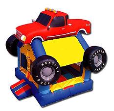 Monster Truck bouncy castle hire cheap bouncy castle hire perth Ellenbrook bouncy castle hire