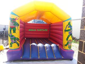 Teen/Adult Turtles bouncy castle for adults cheap perth bouncy castle hire Swan Valley Castle Hire Ellenbrook bouncy castles