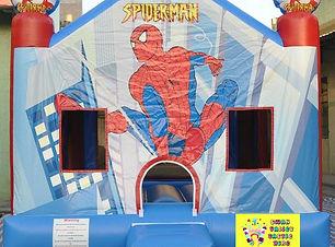 Spiderman bouncy castle hire perth cheap bouncy caste hire perth Swan Valley castle hire perth