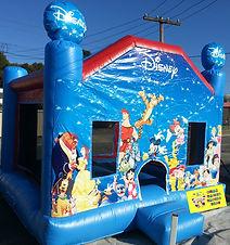World of Disney bouncy castle hire perth cheap bouncy castle hire perth Swan Valley Castle Hire Ellenbrook bouncy castles