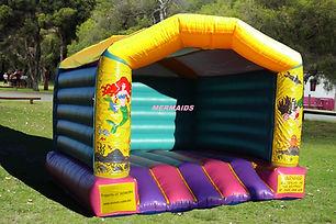 Teen/Adult Mermaid bouncy castle for adults cheap perth bouncy castle hire Swan Valley Castle Hire Ellenbrook bouncy castles