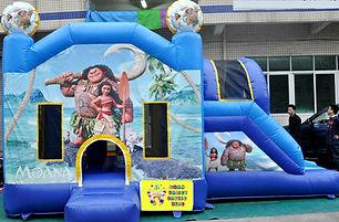 Moana side slide bouncy castle hire Perth cheap bouncy castles Swan Valley Castle Hire Ellenbrook bouncy castles