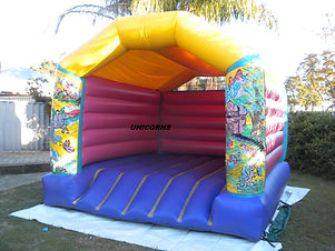 Teen/Adult Unicorn bouncy castle for adults cheap perth bouncy castle hire Swan Valley Castle Hire Ellenbrook bouncy castles