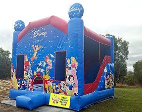 bouncy castle hire Perth