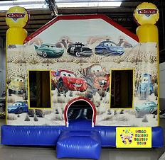 Cars bouncy castle cheap bouncy castle hire perth