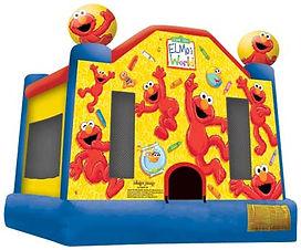 Elmo bouncy castle cheap bouncy castle hire perth Ellenbrook bouncy castles