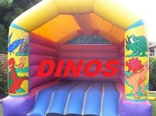 Teen/Adult Dinosaurs bouncy castle for adults cheap perth bouncy castle hire Swan Valley Castle Hire Ellenbrook bouncy castles