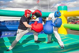 Bouncy Boxing bouncy castle  perth cheap bouncy castle hire Swan Valley Castle Hire Ellenbrook bouncy castles