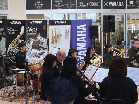 イオンタウン加古川ミュージックプロムナード2017 音楽のレシピ!秋味。