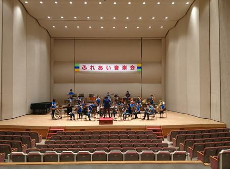 東条東小学校音楽会♪