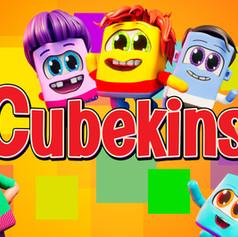 Cubekins Splash Screen