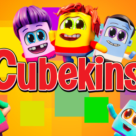 Cubekins Splash Screen