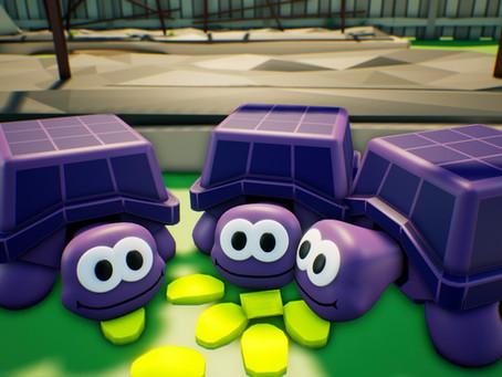 Turtle Soccer