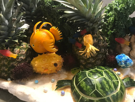 Food Art To Tempt Picky Eaters