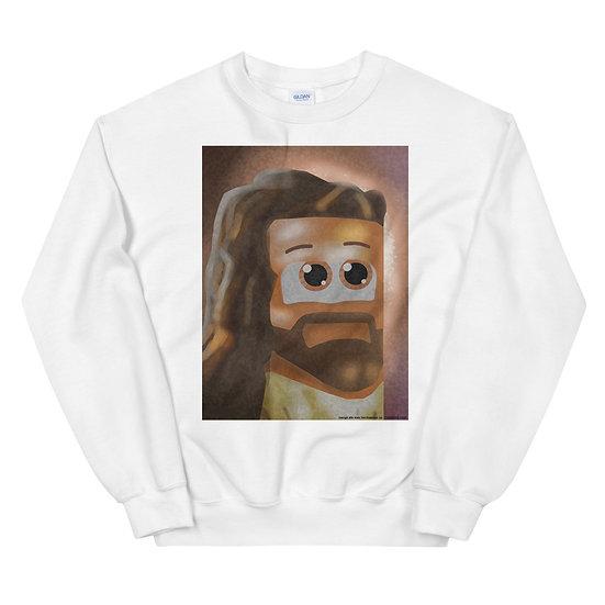 Cube Jesus Unisex Sweatshirt