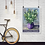 Thumbnail: A Bouquet from Amsterdam. Poster 700 x 1000 mm