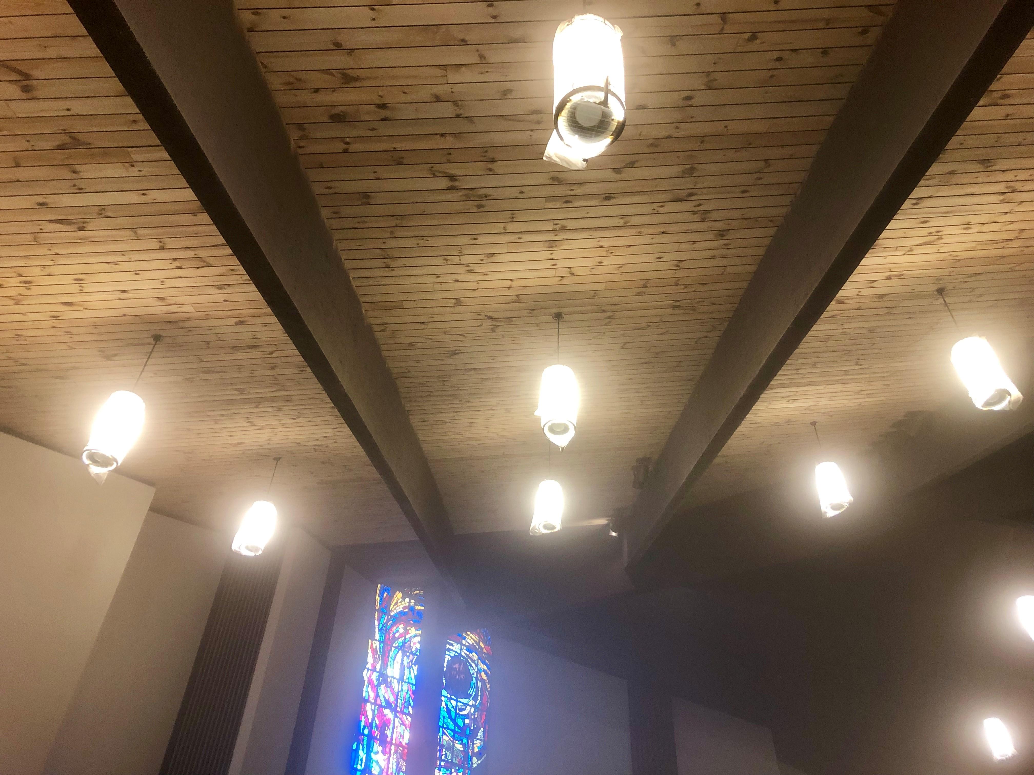 Soda Blasted Ceiling 2 072319