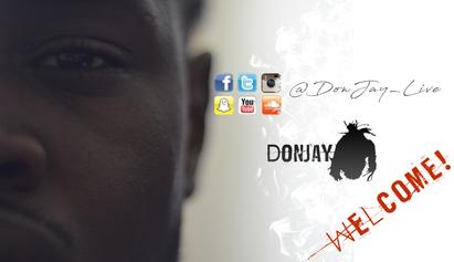 Welcome to DonJayLive.com!