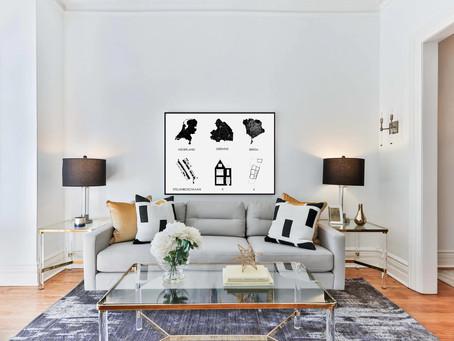Ontwerp je eigen poster door verschillende illustraties van je thuisplaats te combineren| MijnHONCK