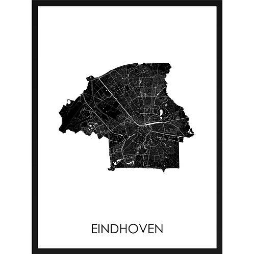 Eindhoven stadskaart