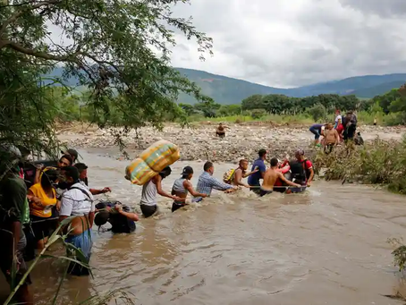 The Venezuela-Colombia Border: What Can Be Done?