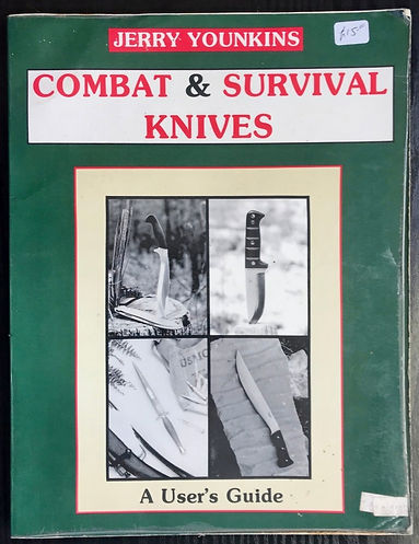 Combat & Survival Knives - Jerry Younkins