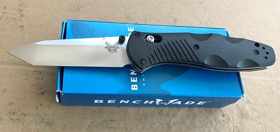Benchmade 583 Barrage.