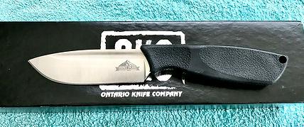 Ontario Knife Company Hunt Plus knife.