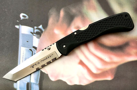 Cold Steel Gunsite 2 folding knife