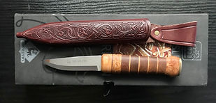 Brusletto Norron yr 2000 knife.