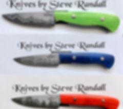 KSR Kitchen_utility knives_