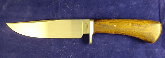 Kevin Evans custom small bowie.