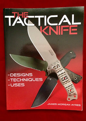 The Tactical Knife book by J M Ayers
