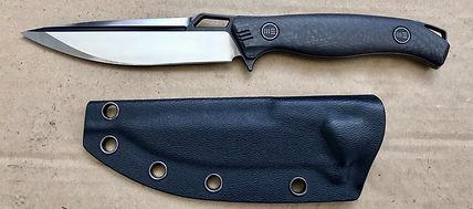 WE Knives 607B fixed blade